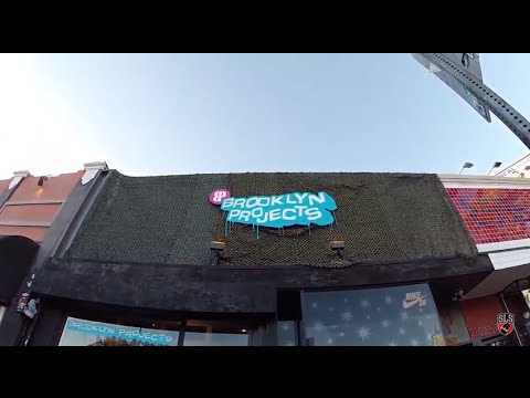 SLS 2014: GoPro Hometown Challenge - Brooklyn Projects