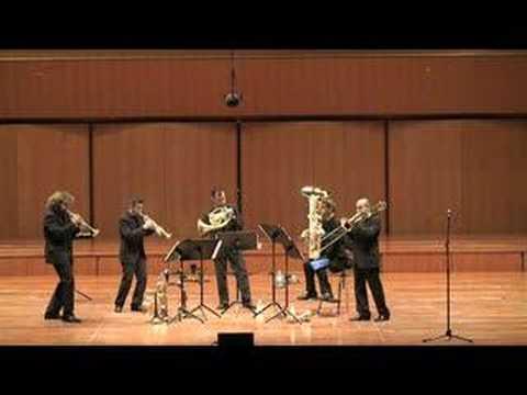 Gomalan Brass Quintet - Schindler