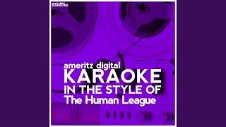 Human Karaoke Version