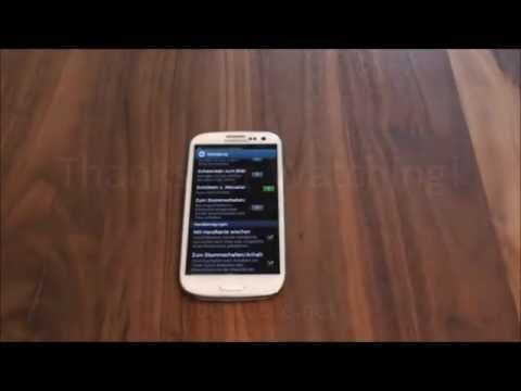 How to take a screenshot on the Samsung Galaxy S3   Screen capture. Print Screen