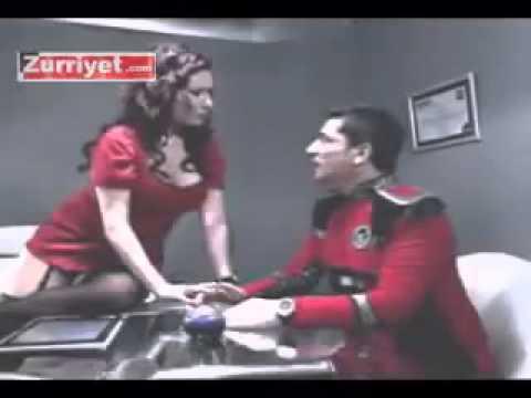Mehmet Ali Erbil Oya Aydoğan sevişme sahnesi  İzleyincom