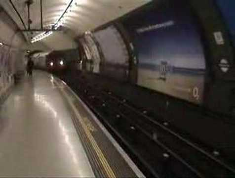 The Tourist's guide to the London Underground