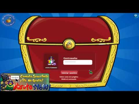 Club Penguin:Nuevos Codigos Reutilizables Abril 2013 HD