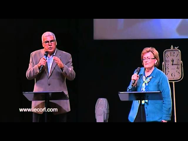 Dra. Predica de Carol A. Taylor, Presidenta de Evangel University en IEC Orlando, FL.