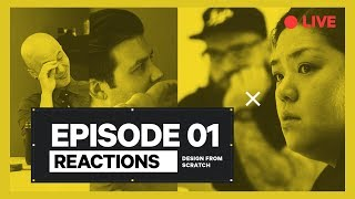 Design From Scratch Ep. 1 – Q&A, Reactions w/ The Futur Crew