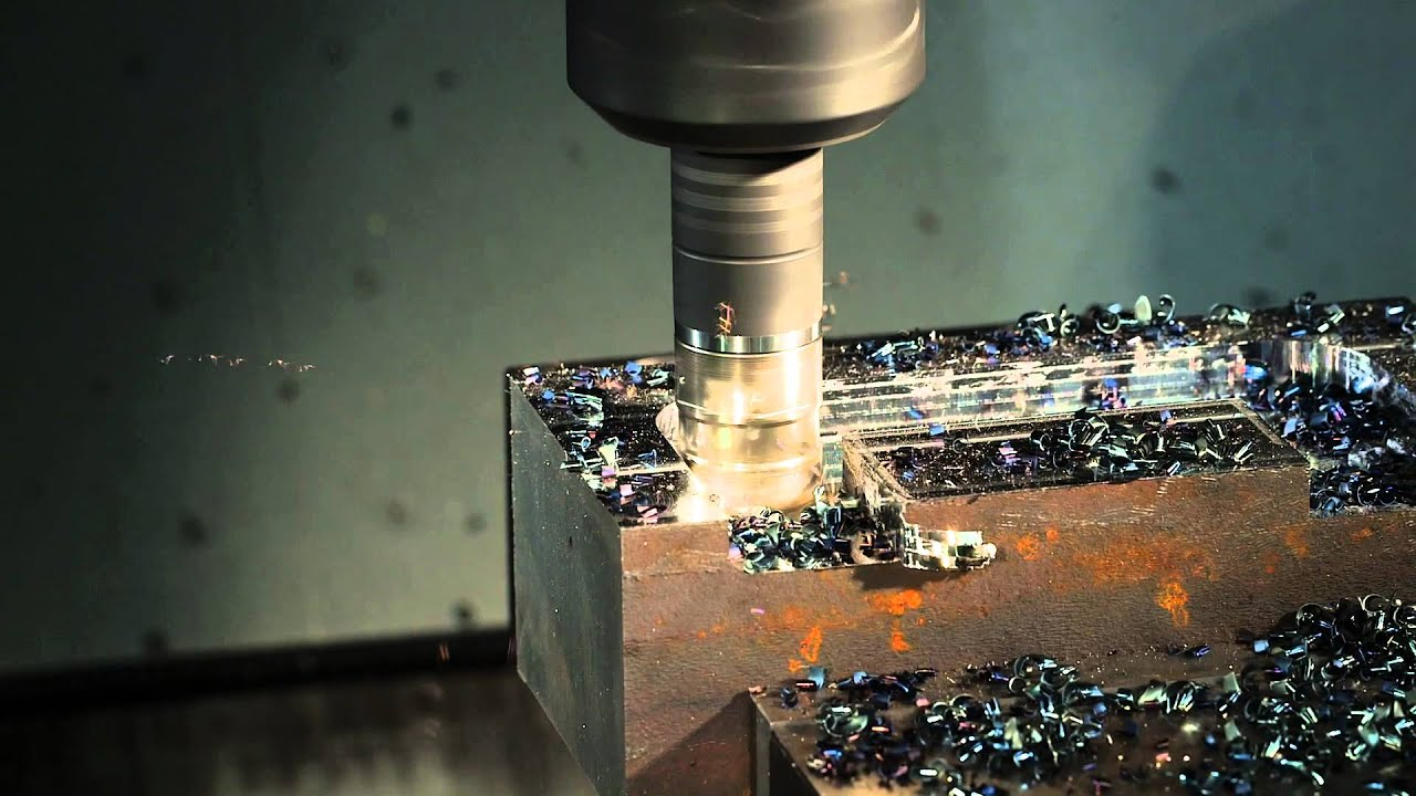 Square T4 08 Machining Demonstrations Youtube