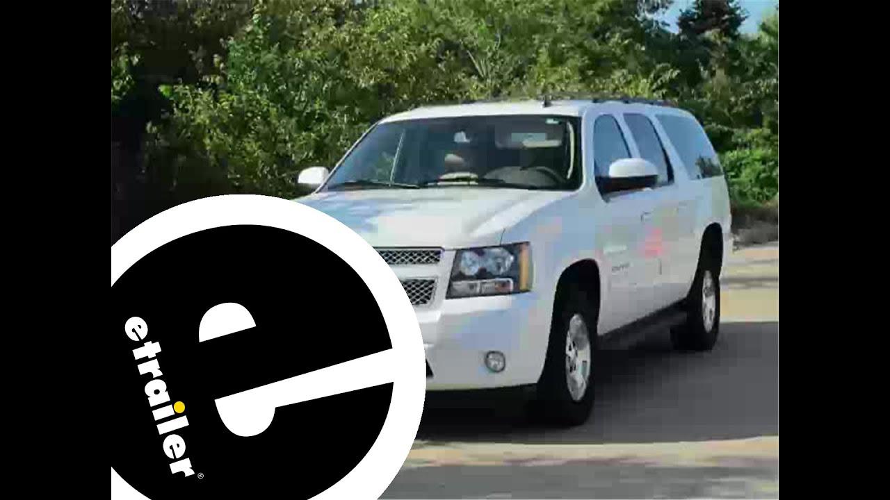 Installation of a Trailer Brake Controller on a 2011 Chevrolet Suburban - etrailer.com - YouTube