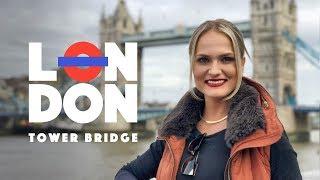 Londres - Tower Bridge | Tower of London | Borough Market - vlog de viagem na Europa - Ep.5