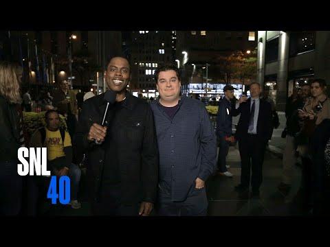 Snl Promo: Chris Rock video