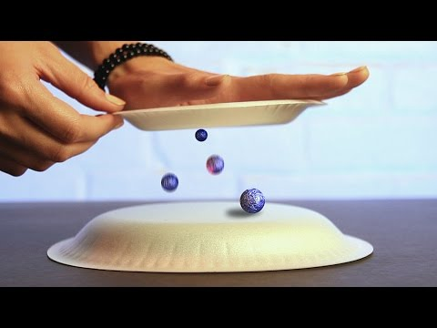 9 Awesome Science Tricks Using Static Electricity!