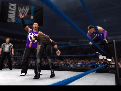 WWE '13 Community Showcase: The Hardy Boyz (Xbox 360)