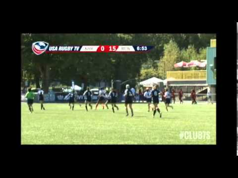 2014 Club 7s - New York Rugby vs Mountain Rugby Selects