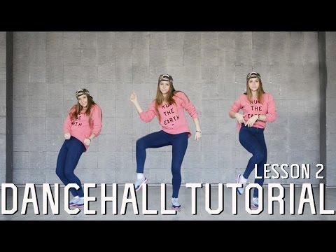 Dancehall Tutorials | Lesson 2 - Zip it up, Urkle Dance, Row di Boat