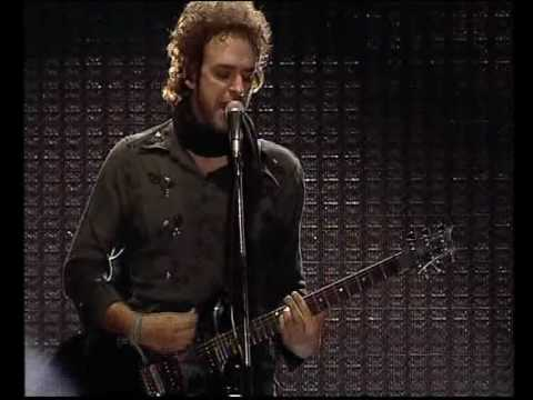 No Existes (Vivo) - Soda Stereo