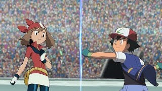Pokemon Battle USUM: Ash Vs May (Pokémon Ash Companion)