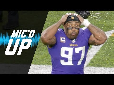 "Mic'd Up Saints vs. Vikings Divisional Round ""We Need a Minneapolis Miracle"" 
