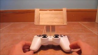 (TIPS) How to make a PS3 controller clip mount for your phone
