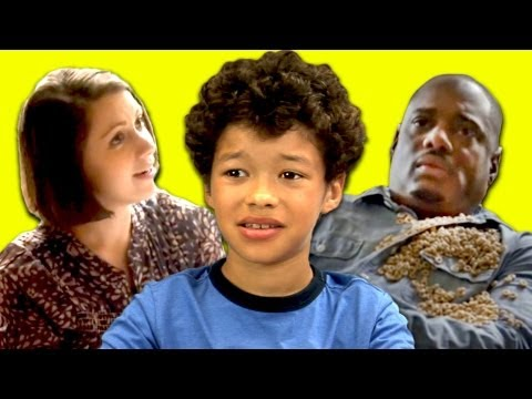 Kids React to Controversial Cheerios Commercial