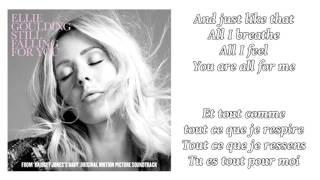 Ellie Goulding - Still Falling For You ║ Lyrics & Traduction en Français