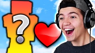 HE FINALLY LOGGED ON!! (Minecraft Ice Factions #25)