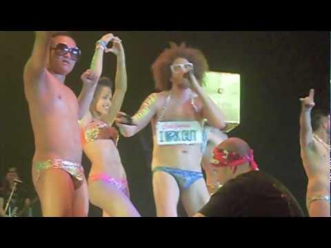 LMFAO – Sexy and I Know It @ Together Festival 2012 Bangkok