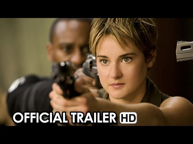 Insurgent Official Trailer 'Fight Back' (2015) - The Divergent Series HD
