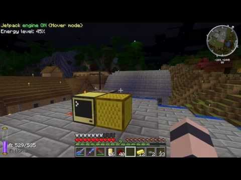 Etho MindCrack FTB - Episode 53: ComputerCraft