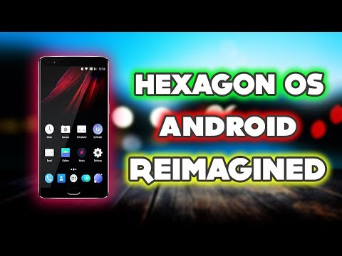 Hexagon OS - Unique Android Rom - Android Reimagined
