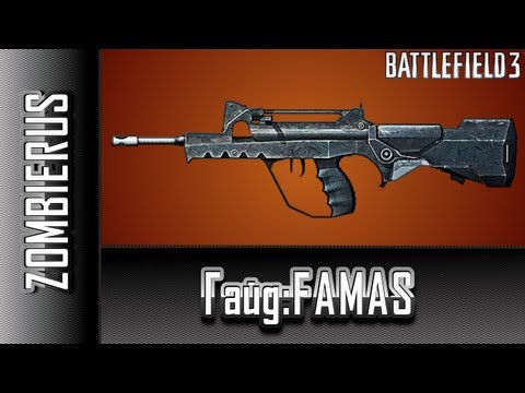 Battlefield 3 Гайд: FAMAS
