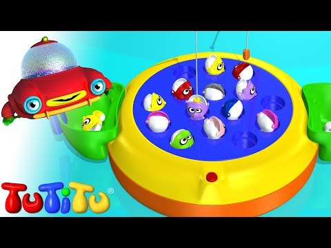 TuTiTu Toys | Let's Go Fishin' | Fishing Game for Children