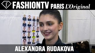 Alexandra Rudakova: My Look Today | Model Talk | FashionTV