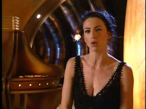 Farscape Claudia Black Interview from season 3 Video