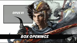FFTCG Box Opening - Opus VI | Final Fantasy TCG
