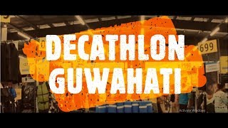 UNBELIEVABLE Stuff ALL SPORTS UNDER ONE ROOF  DECATHLON INDIA . BY BLOG NATION