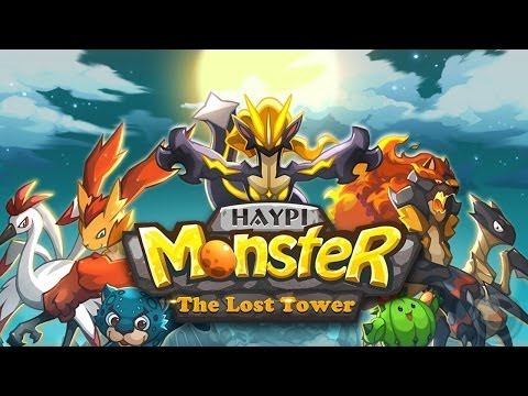 Haypi Monster:The Lost Tower - iPhone/iPod Touch/iPad - Gameplay