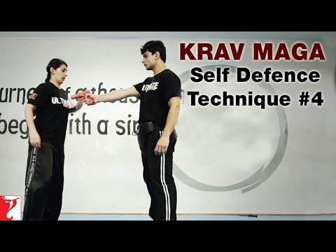 Mardaani - Krav Maga - Self Defence - Technique #4