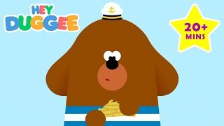 Imaginative Play with Duggee - 20+ Minutes - Duggee's Best Bits - Hey Duggee