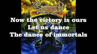 Watch Ensiferum Goblins Dance video