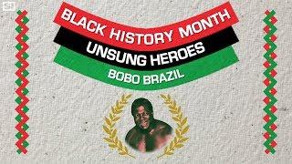 Wrestler Bobo Brazil broke barriers in the ring Black History Month Sports Illustrated