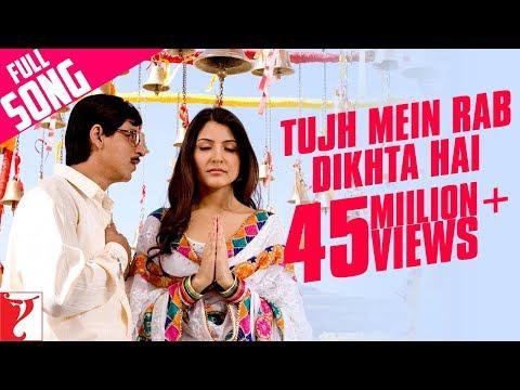 Tujh Mein Rab Dikhta Hai - Full Song   Rab Ne Bana Di Jodi   Shah Rukh Khan   Anushka Sharma