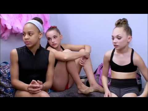 Dance Moms Abby Lee Miller talking about Mackenzie