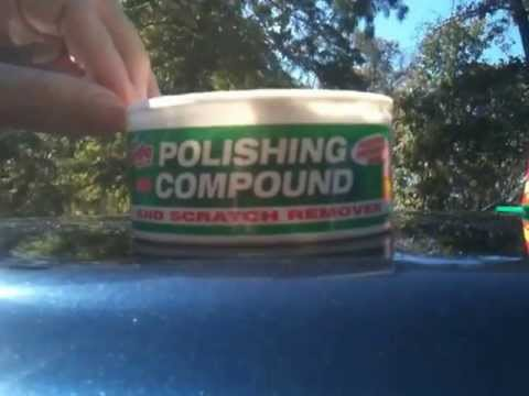 Car Wax Tips To Remove Scratches in Paint