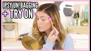 IPSY UNBAGGING + TRY ON | DECEMBER 2018