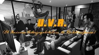 """U.V.R."" - El Universo Videojugabilistico de Rockstar Games by: RezKarkov."