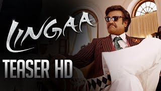 Lingaa Movie Teaser