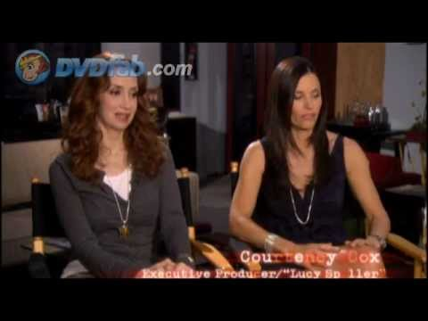 Dirt - Behind the scenes interviews (Courteney Cox, David Arquette) part 1