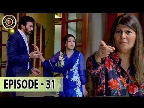 Shiza Episode 31 - Sanam Chaudhry - Aijaz Aslam - Top Pakistani Drama