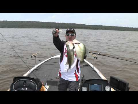 SNEAK PEEK PREVIEW #18 Wister Lake Oklahoma Crappie Fishing
