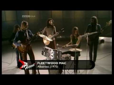 FLEETWOOD MAC - Albatross  (1970 UK TV Performance) ~ HIGH QUALITY HQ ~