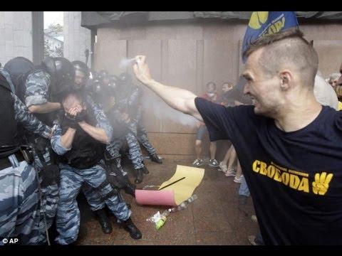 La verdad sobre Ucrania 2014 sancciones Rusia Crimea Putin